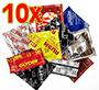 Kondómy MIX1 (10ks)
