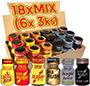 POPPERS MIX1 BOX (18ks)