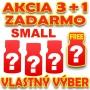 AKCIA 3+1 POPPERS SMALL VLASTNÝ VÝBER (3)