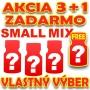 AKCIA 3+1 POPPERS SMALL MIX VLASTNÝ VÝBER (5)