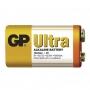 Batéria GP ultra alkalická 9V blok (1ks)
