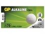 Batéria GP alkalická gombíková A76 (1ks)