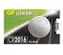 Batéria GP líthiová gombíková CR2016 (1ks)