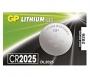 Batéria GP líthiová gombíková CR2025 (1ks)