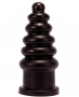 Butt Plug Black 10 (24cm)