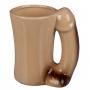 Ceramic mug Penis