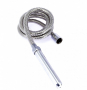 Intim Douche With Hose Silver