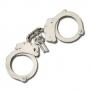 Single Lock Handcuffs with Keys (50mm)