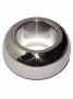 Stainless Steel Ballstretcher Oval (30 x 35mm)