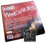 WetGames Sex-Laken Black (180x220cm)
